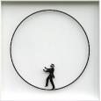 Mann im Kreis II
