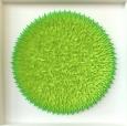 Blätterbild Hellgrün