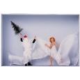 Homage to Christo und Jeanne Claude 'Weihnachten'