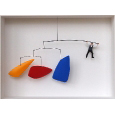 Homage to Alexander Calder 'Swing'