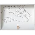Homage to Henri Matisse 'Little Man'