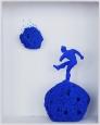 Yves Klein in action Miniatur