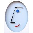 Punkt & Linie 13 'Gesicht'