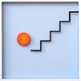 Punkt & Linie 14 'Treppe 2'