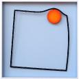 Punkt & Linie 01 'Im Quadrat'