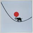 Punkt & Linie 41 'Elefant 2'