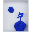 Yves Klein in action Miniatur