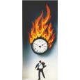 Die Zeit brennt